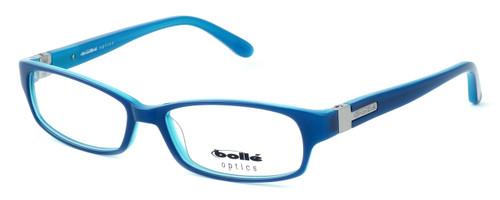 Bollé Deauville Designer Eyeglasses in Ocean Blue :: Rx Single Vision