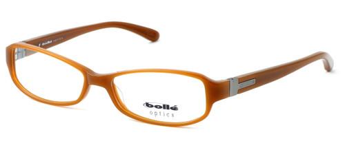 Bollé Matignon Designer Eyeglasses in Nude Brown :: Progressive