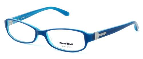 Bollé Matignon Designer Eyeglasses in Ocean Blue :: Rx Single Vision