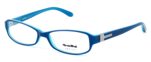 Bollé Matignon Designer Eyeglasses in Ocean Blue :: Progressive
