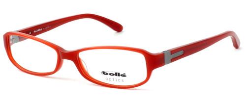 Bollé Matignon Designer Eyeglasses in Candy Cane :: Rx Single Vision