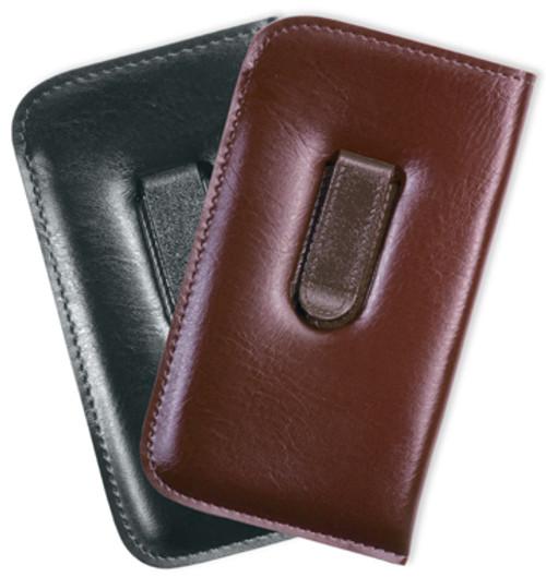Mens Jumbo Soft Slip-In Case w/ Clip