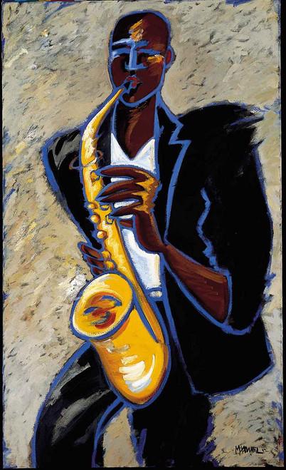 Jazz Music Theme 240-54-2 Artwork Micro Fiber Cleaning Cloth