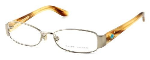 Ralph Lauren Designer Eyeglass Collection RL5058B-9101 in Gold :: Custom Left & Right Lens