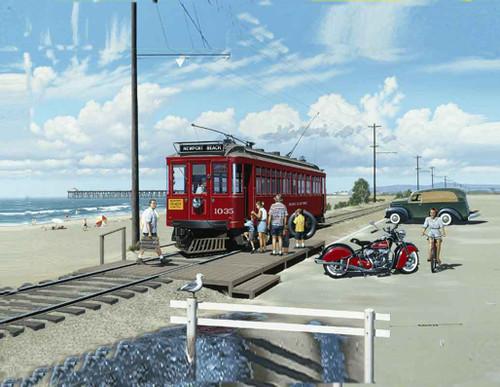 Train Themed 240-63a-5 Artwork Micro Fiber Cleaning Cloth