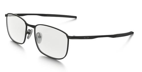Oakley Optical Designer Eyeglasses Taproom in Matte Black OX3204-0255 :: Custom Left & Right Lens