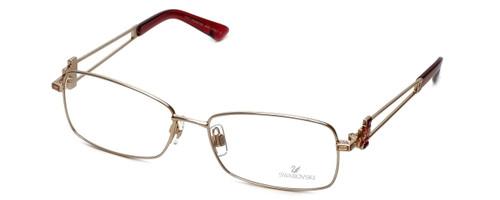 Swarovski Designer Eyeglasses Architect SK5020-28A in Gold :: Rx Single Vision