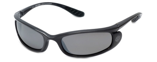 Harley-Davidson Official Designer Sunglasses HD0626S-20C in Grey Frame with Silver-Mirror Lens