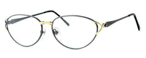 Regency International Designer Eyeglasses Trudy in Gunmetal 54mm :: Rx Single Vision