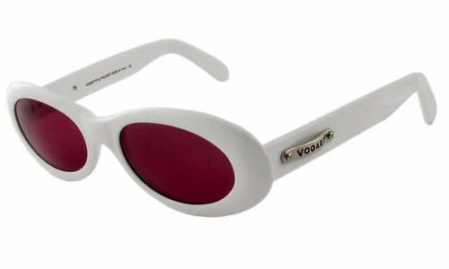 Police Vogart 3124 White Rose Designer Sunglasses