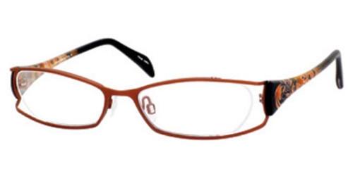 Valerie Spencer 9163 Designer Reading Glasses in Satin- Brown