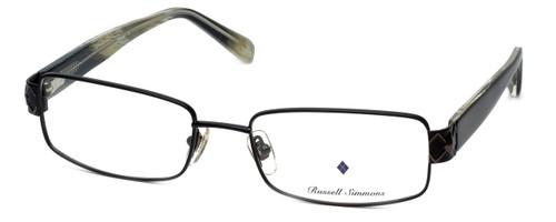 Argyleculture Designer Eyeglasses Ellington in Black :: Custom Left & Right Lens