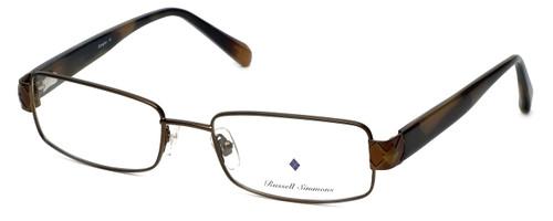 Argyleculture Designer Eyeglasses Ellington in Sage-Brown 57mm :: Custom Left & Right Lens