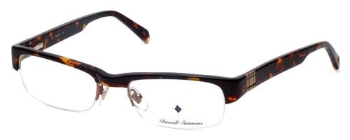 Argyleculture Designer Eyeglasses Hubbard in Tortoise :: Custom Left & Right Lens