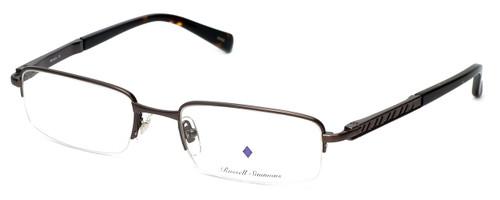 Argyleculture Designer Eyeglasses Marsalis in Brown 55mm :: Custom Left & Right Lens