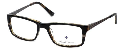 Argyleculture Designer Eyeglasses Miles in Black-Tortoise :: Custom Left & Right Lens
