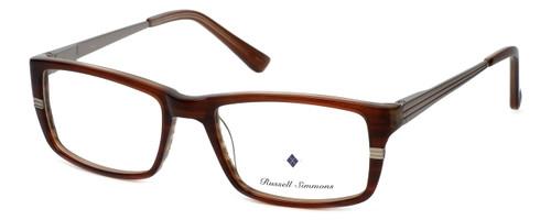 Argyleculture Designer Eyeglasses Miles in Tortoise-Brown :: Custom Left & Right Lens