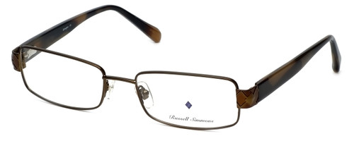Argyleculture Designer Reading Glasses Ellington in Sage-Brown 54mm