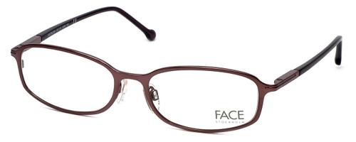 FACE Stockholm Blush 1302-5408 Designer Eyeglasses in Purple :: Rx Single Vision