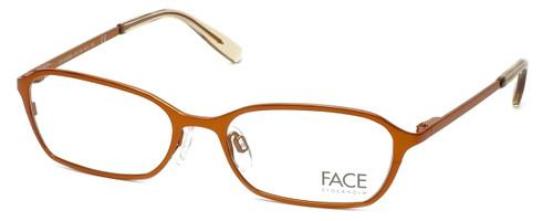 FACE Stockholm Karma 1314-5411 Designer Reading Glasses in Orange