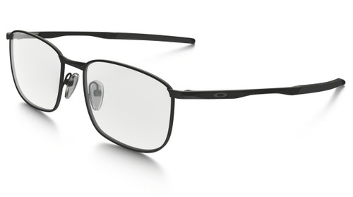 Oakley RX Taproom Designer Eyeglasses OX3204-0253 in Matte-Black :: Custom Left & Right Lens