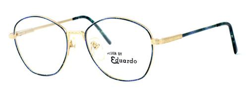 Regency International Designer Eyeglasses Yale in Gold K 103 54mm :: Rx Single Vision