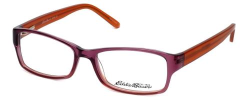 Eddie Bauer EB8288 Designer Eyeglasses in Lavender-Rose :: Rx Bi-Focal