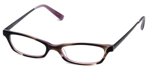 Paul Smith Designer Reading Glasses PS268-BHPL in Brown Horn Plum 47mm