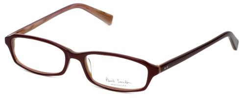 Paul Smith Designer Reading Glasses PS276-SNHRN in Burgundy 52mm