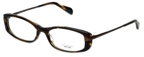 Oliver Peoples Designer Eyeglasses Idelle COCO in Cocobolo 50mm :: Custom Left & Right Lens