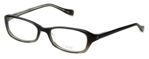Oliver Peoples Designer Eyeglasses Marcela OBSGR in Smoke Fade 51mm :: Progressive