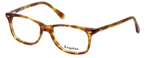 Esquire Designer Eyeglasses EQ1508 in Light-Tortoise 51mm :: Rx Single Vision