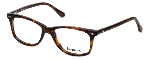Esquire Designer Eyeglasses EQ1508 in Tortoise 51mm :: Rx Single Vision