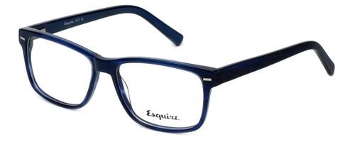 Esquire Designer Eyeglasses EQ1513 in Navy 54mm :: Rx Single Vision