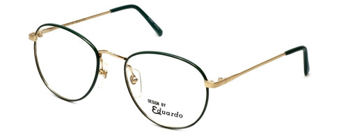 Regency Designer Eyeglasses Ashley in Gold-Jade 54mm :: Rx Bi-Focal