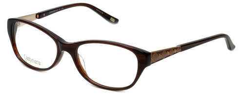 Silver Dollar Designer Eyeglasses Cashmere 455 in French Toast 53mm :: Rx Single Vision