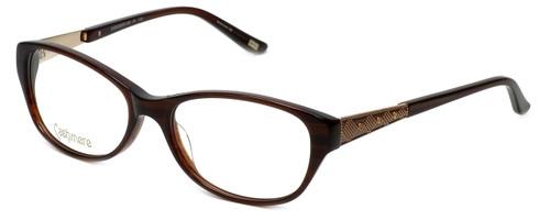 Silver Dollar Designer Eyeglasses Cashmere 455 in French Toast 53mm :: Progressive