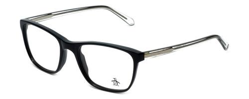 Original Penguin Designer Eyeglasses The Anderson in Black 52mm :: Custom Left & Right Lens