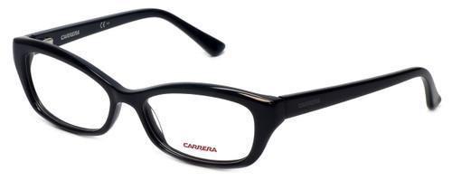 Carrera  Designer Reading Glasses CA5536-807 in Black 51mm