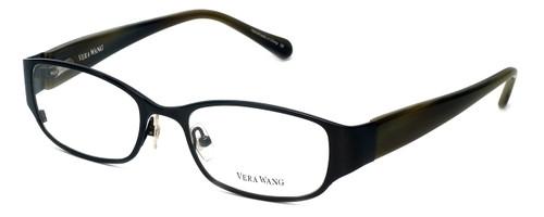 Vera Wang Designer Eyeglasses V046 in Forest 50mm :: Progressive
