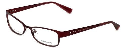 Marc Jacobs Designer Eyeglasses MMJ516-072A in Bordeaux 54mm :: Custom Left & Right Lens