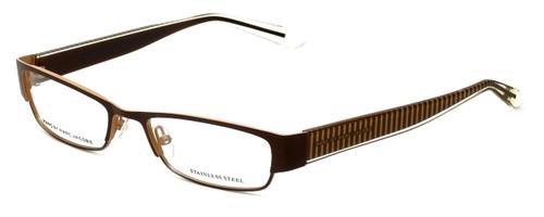 Marc Jacobs Designer Eyeglasses MMJ555-0MBZ in Brown 50mm :: Custom Left & Right Lens