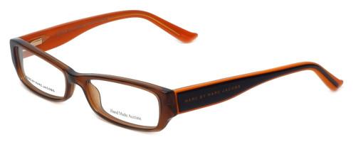 Marc Jacobs Designer Eyeglasses MMJ471-0QI4 in Brown-Orange  51mm :: Rx Single Vision