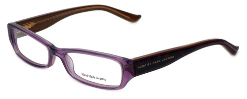Marc Jacobs Designer Eyeglasses MMJ471-0QI7 in Purple 51mm :: Rx Single Vision