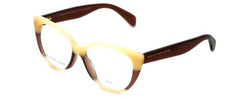 Marc Jacobs Designer Eyeglasses MMJ629-AR0 in Orange-Brown 53mm :: Rx Bi-Focal