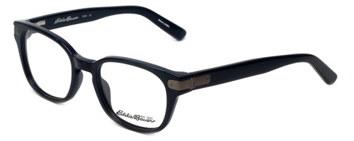 Eddie-Bauer Designer Eyeglasses EB8332 in Black 50mm :: Rx Bi-Focal