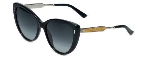 Gucci Designer Sunglasses GG3804-CSA9O in Black-Palladium 57mm