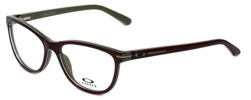 Oakley Designer Eyeglasses Stand Out OX1112-0253 in Mahogany 53mm :: Custom Left & Right Lens