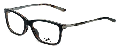 Oakley Designer Eyeglasses Nine To Five OX1127-0152 in Black Tortoise 52mm :: Rx Bi-Focal