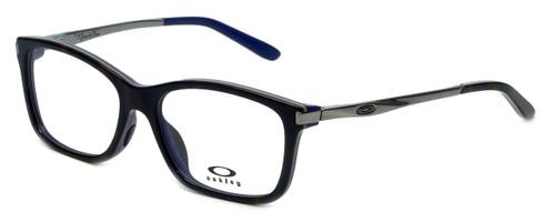 Oakley Designer Eyeglasses Nine To Five OX1127-0652 in Tortoise Night 52mm :: Rx Bi-Focal